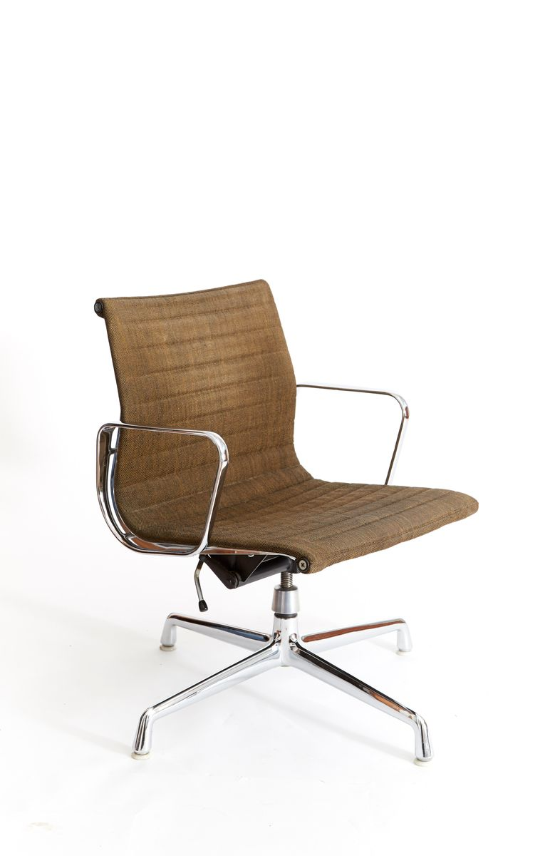 ea 117 office chair by charles ray eames for herman. Black Bedroom Furniture Sets. Home Design Ideas