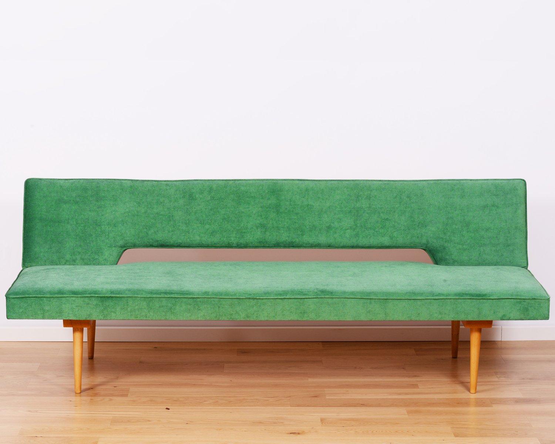 Mid Century Sofa U0026 Daybed By Miroslav Navrátil For Interier Praha, 1960s
