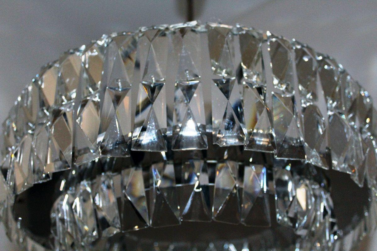 Kronleuchter Kristall wiener kronleuchter aus kristall 1960er bei pamono kaufen
