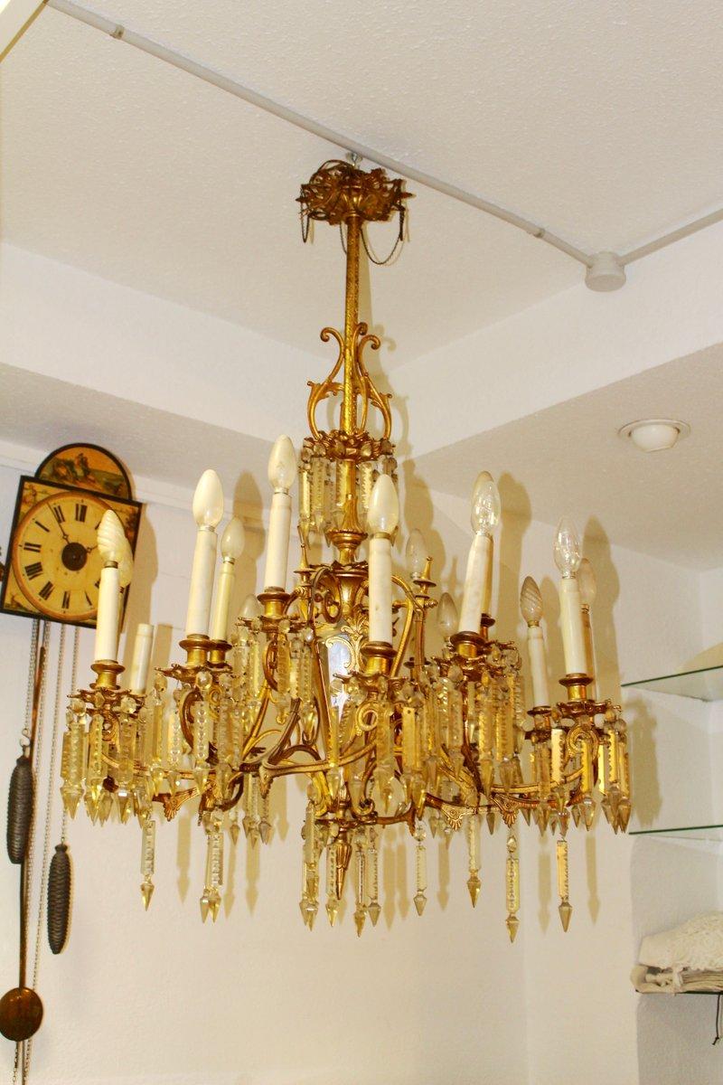 Antique Spanish Bungalow House Plans: Antique Spanish Chandelier For Sale At Pamono