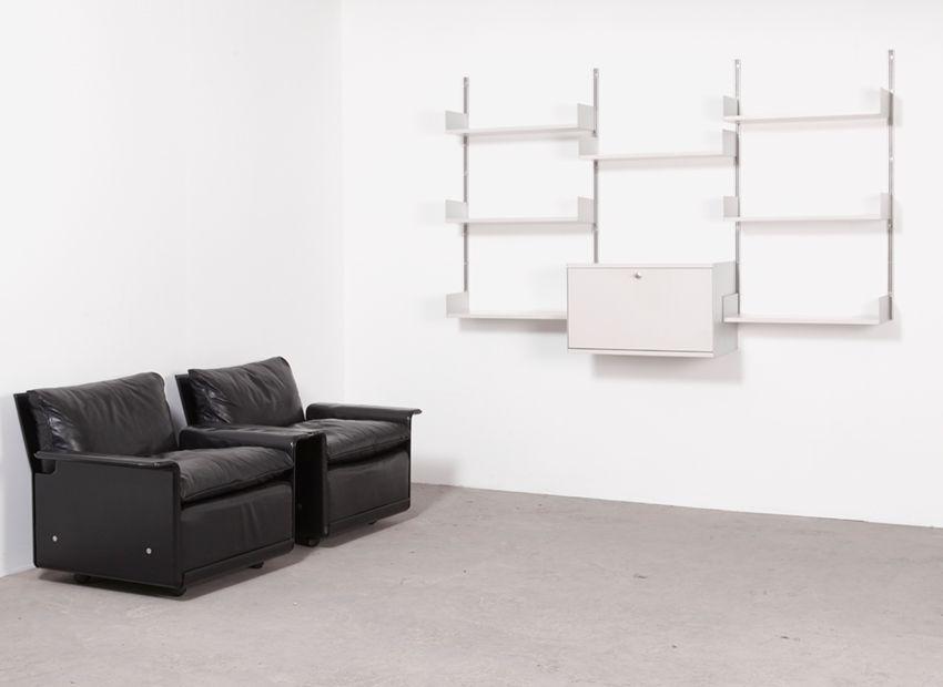 606 wandregal von dieter rams f r vitsoe 1960er bei pamono kaufen. Black Bedroom Furniture Sets. Home Design Ideas