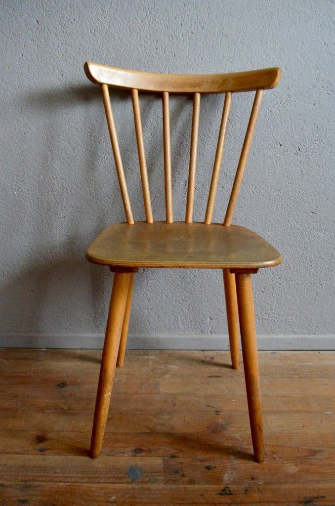 Mid Century Scandinavian Dining Chairs Set Of 4 For Sale At Pamono