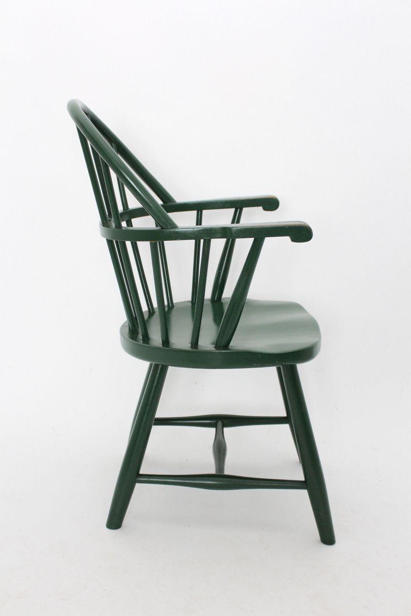 gr ne vintage windsor st hle von josef frank f r gebr der thonet vienna gmbh 1920er 5er set. Black Bedroom Furniture Sets. Home Design Ideas