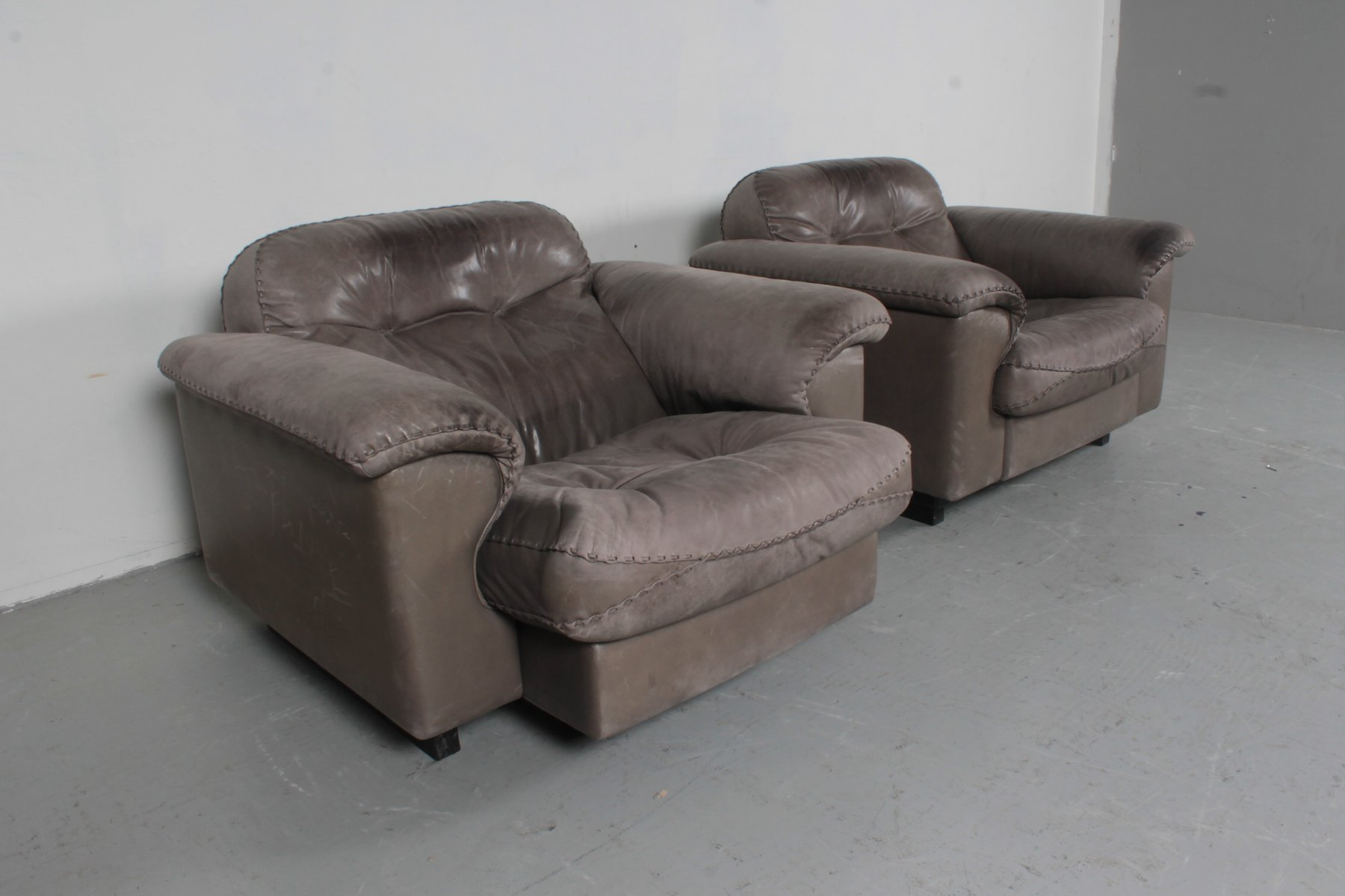 ds101 sessel von de sede 1970er bei pamono kaufen. Black Bedroom Furniture Sets. Home Design Ideas