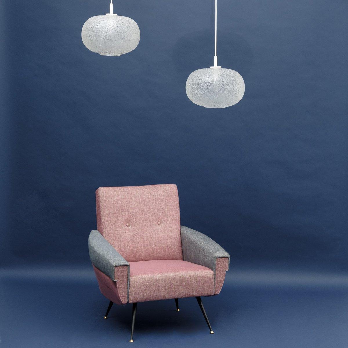 gro e h ngelampe von doria leuchten 1970er bei pamono kaufen. Black Bedroom Furniture Sets. Home Design Ideas
