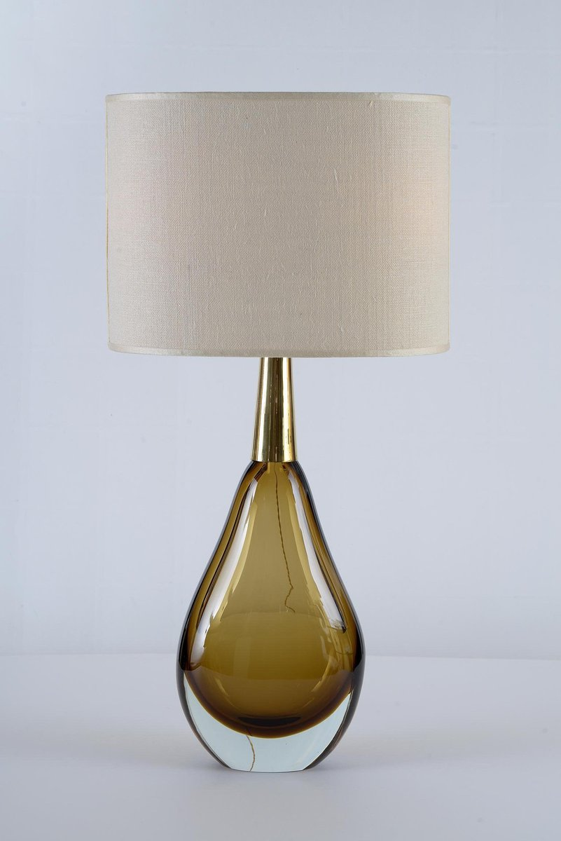 Mid century sommerso murano glass table lamps from seguso vetri d mid century sommerso murano glass table lamps from seguso vetri darte set of 2 for sale at pamono aloadofball Image collections