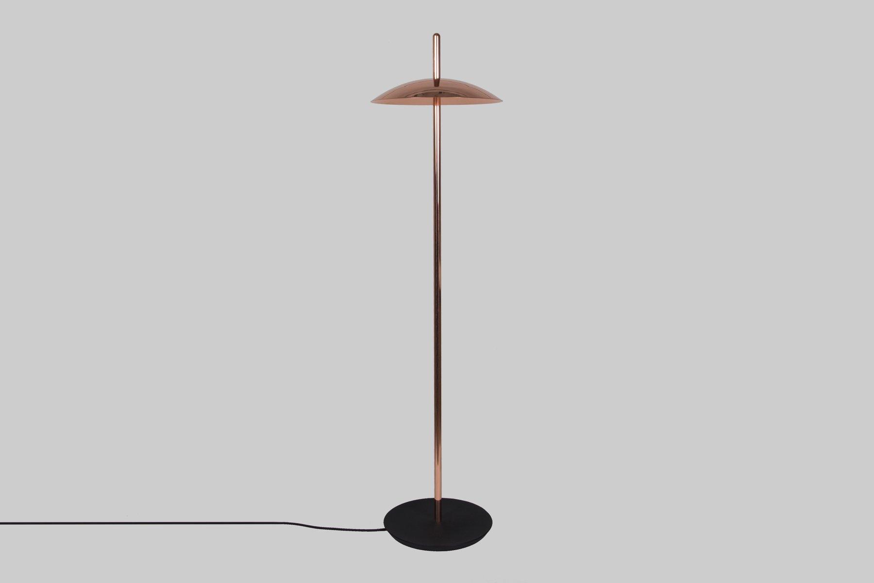 signal stehlampe aus kupfer von shaun kasperbauer f r souda bei pamono kaufen. Black Bedroom Furniture Sets. Home Design Ideas