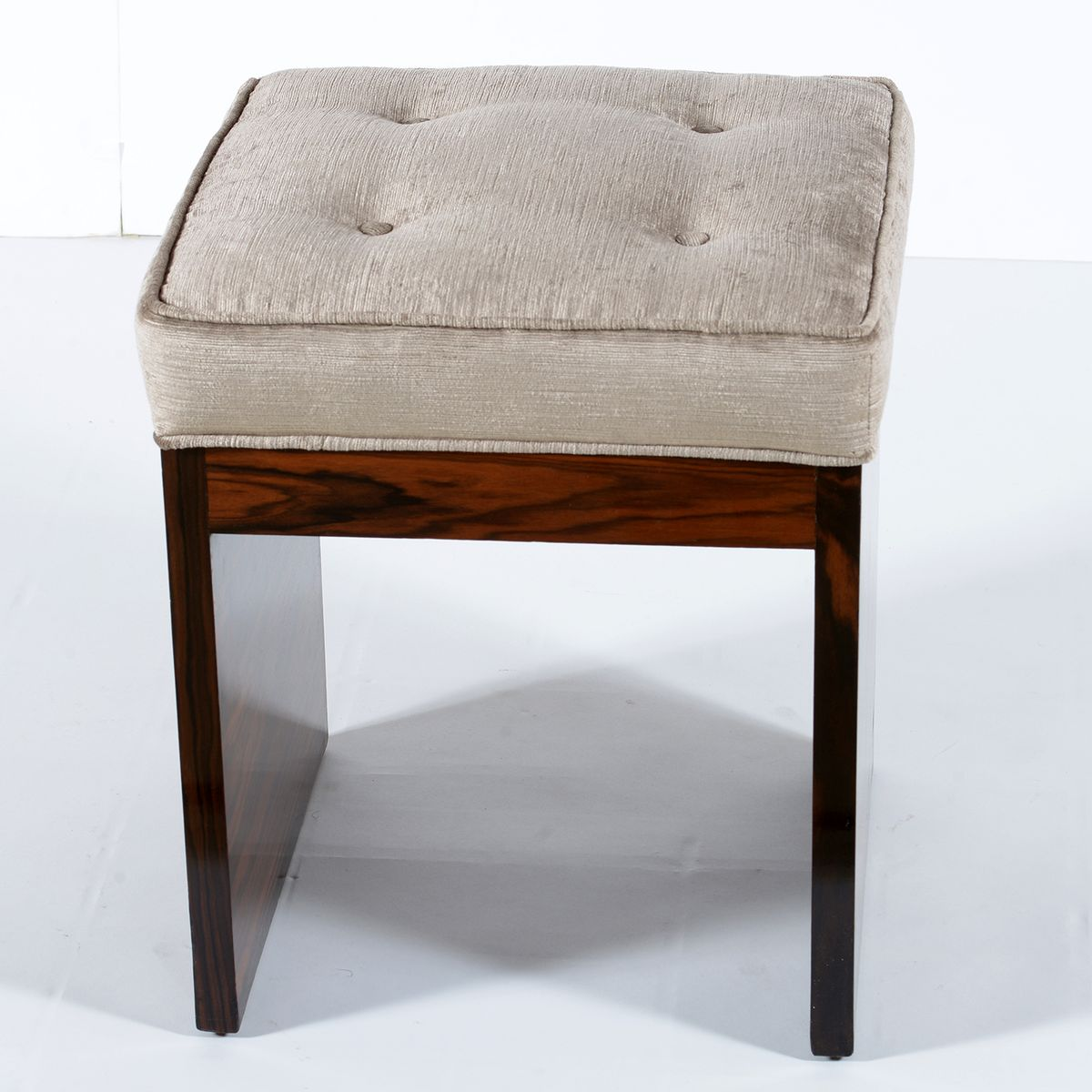 italienische art deco hocker 1930er 2er set bei pamono. Black Bedroom Furniture Sets. Home Design Ideas