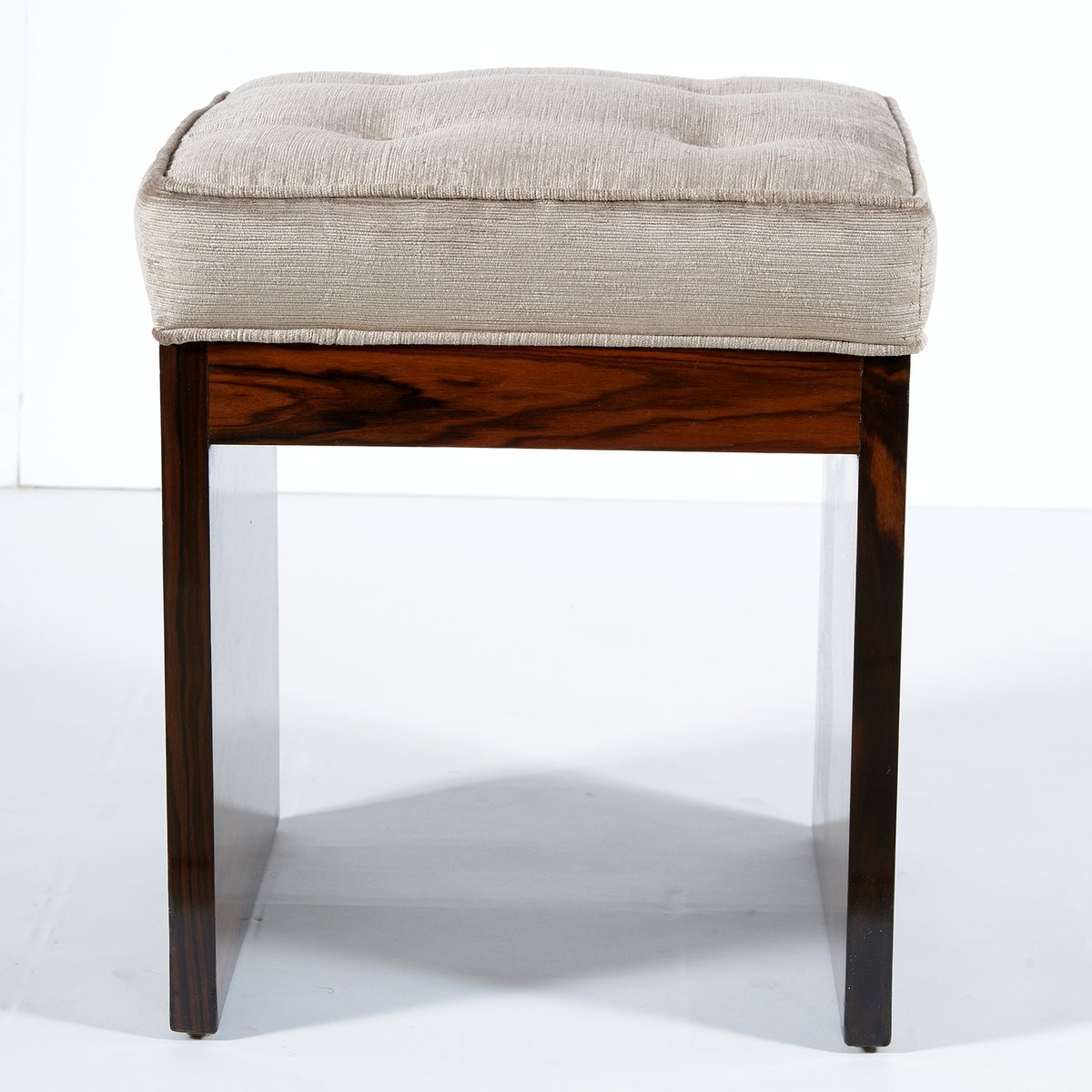 italienische art deco hocker 1930er 2er set bei pamono kaufen. Black Bedroom Furniture Sets. Home Design Ideas