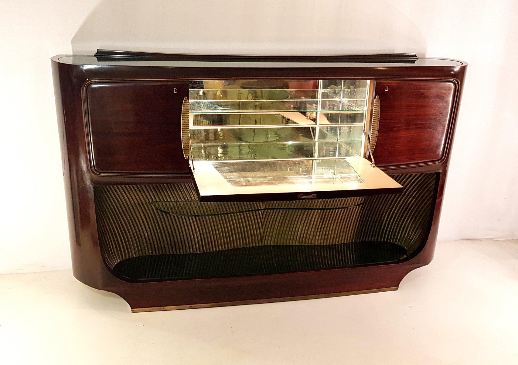 Mobile bar di vittorio dassi per esposizione mobili cant anni 39 40 in vendita su pamono - Mobile bar da appartamento ...