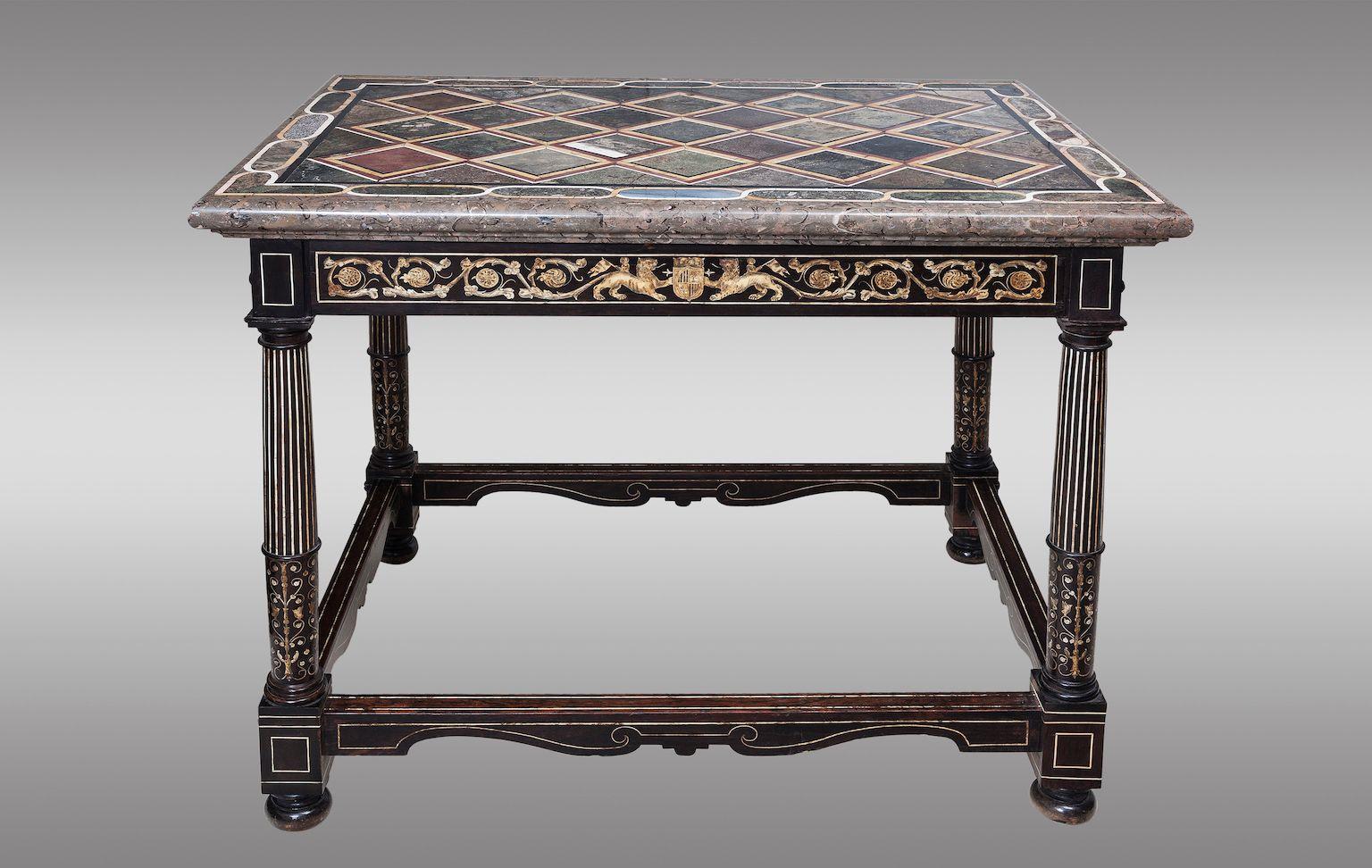 Tavolino antico barocco italia in vendita su pamono - Tavolo barocco moderno ...