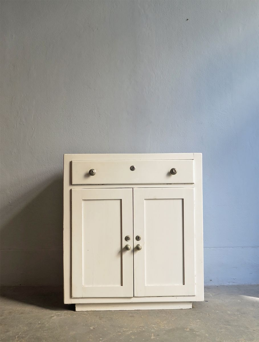 vintage white kitchen cabinet 1930s vintage white kitchen cabinet 1930s for sale at pamono  rh   pamono com