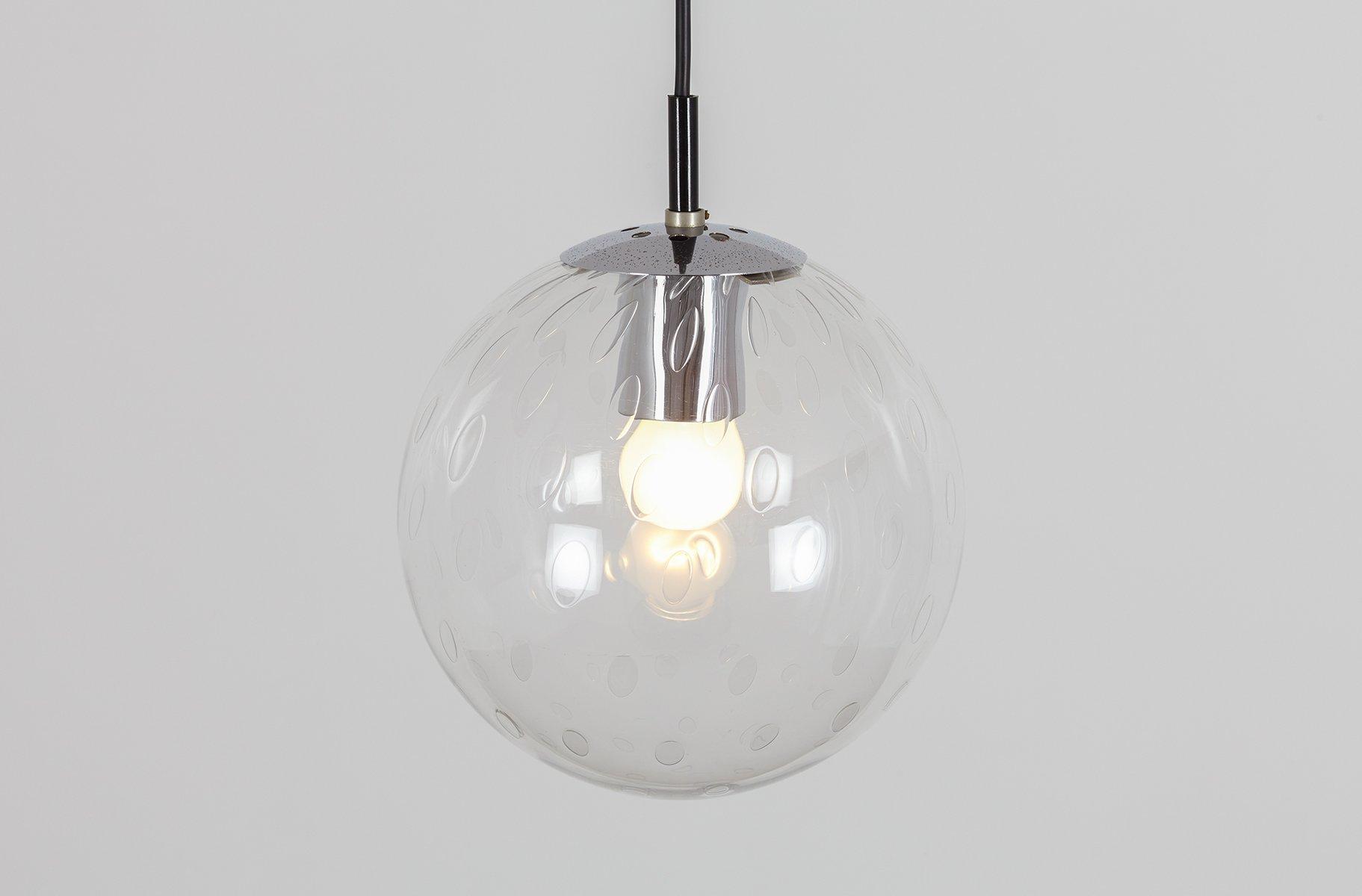 hngelampe glaskugel glas hngelampe kugel lampe silber hngeleuchte shabby vintage with hngelampe. Black Bedroom Furniture Sets. Home Design Ideas