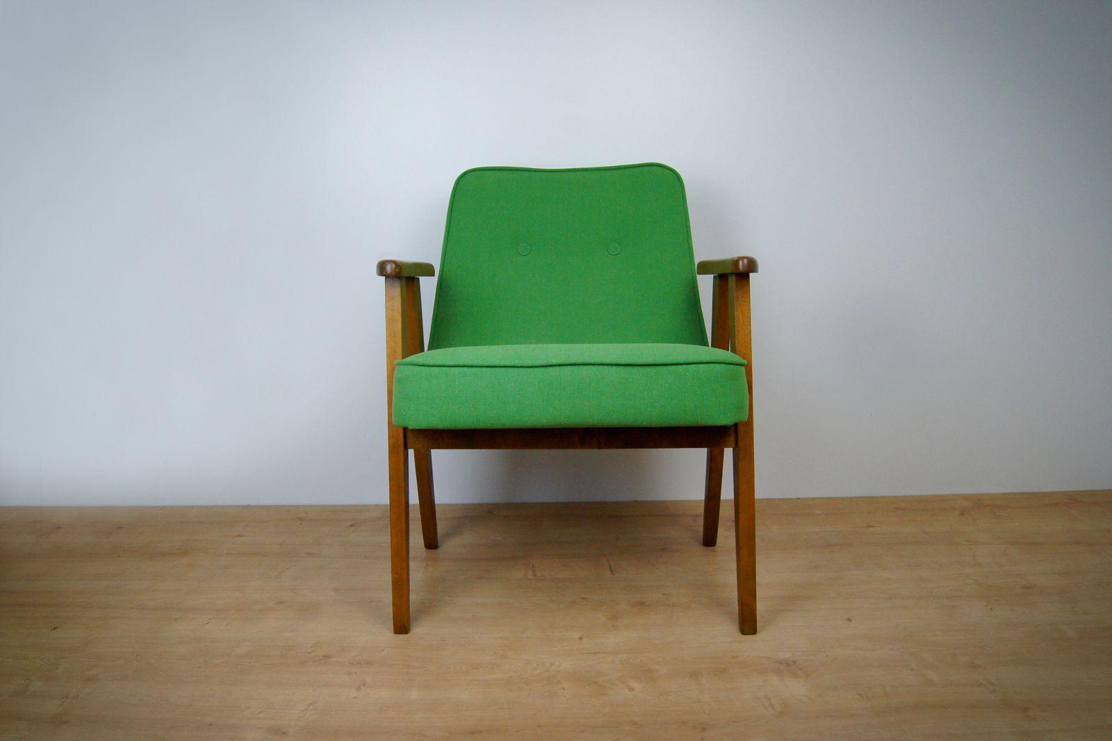 polnische mid century armlehnst hle 1960er 2er set bei. Black Bedroom Furniture Sets. Home Design Ideas