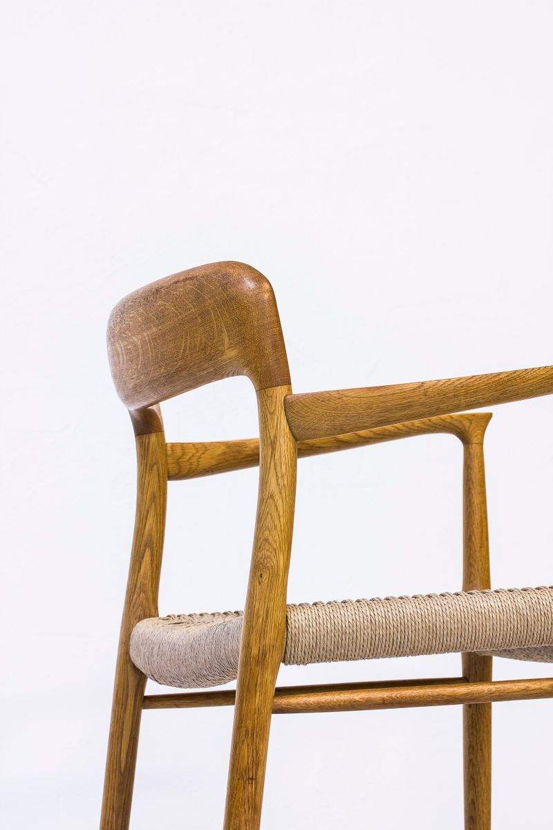 Danish Armchair By Niels O M 248 Ller For J L M 248 Llers 1960s