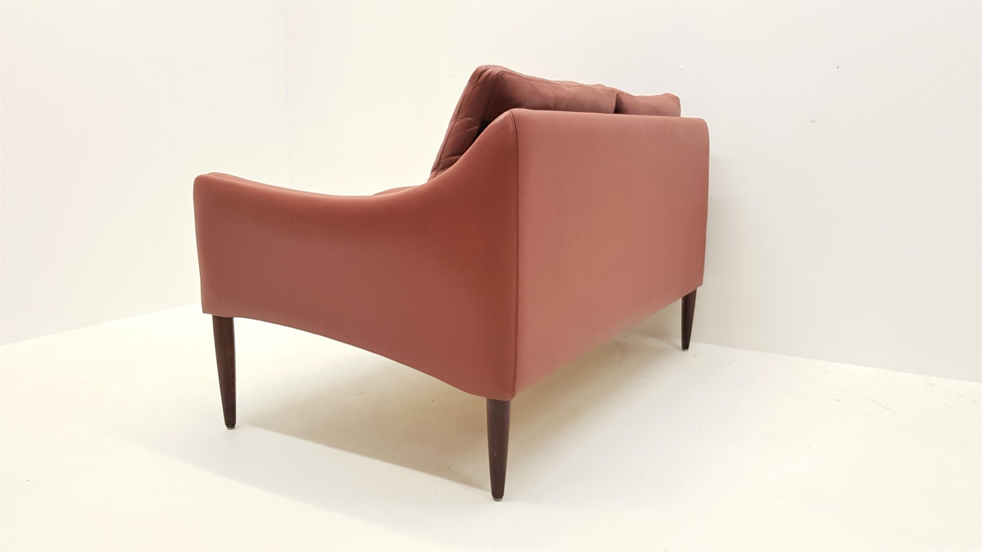 Model 800 2 Two Seater Sofa by Hans Olsen for CS Mobelfabrik