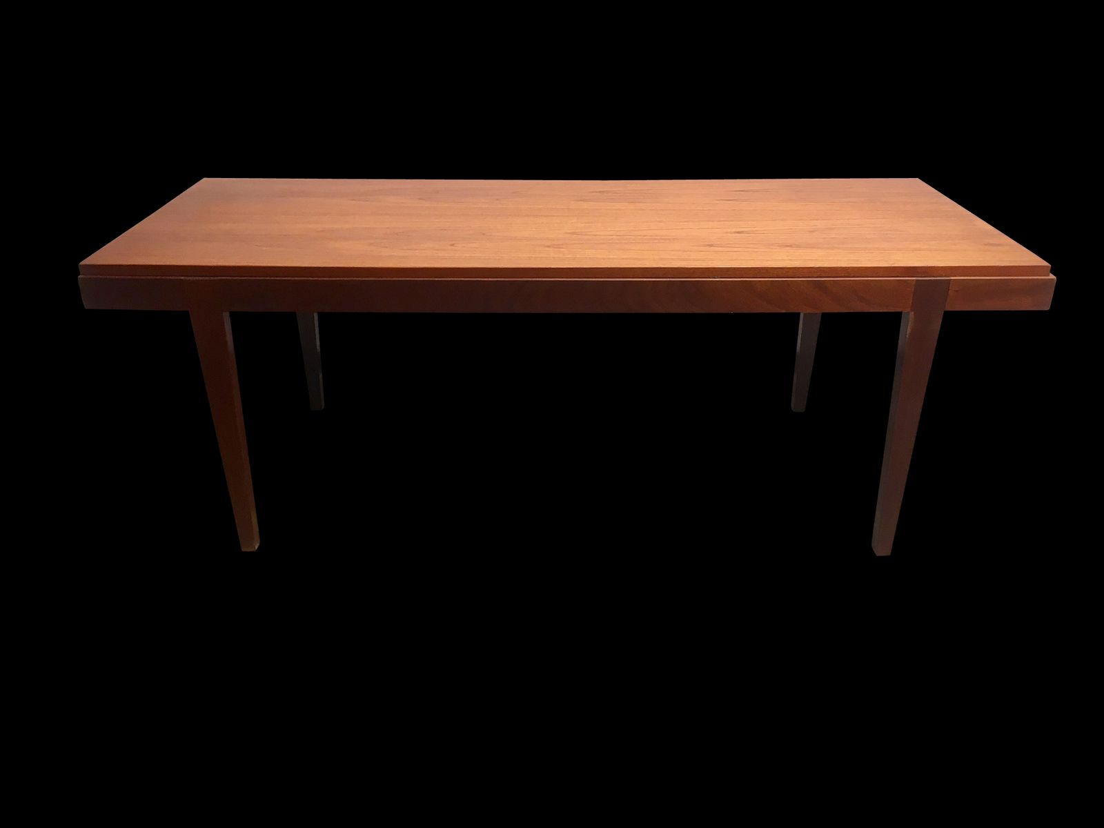 Vintage Extendable Coffee Table for sale at Pamono