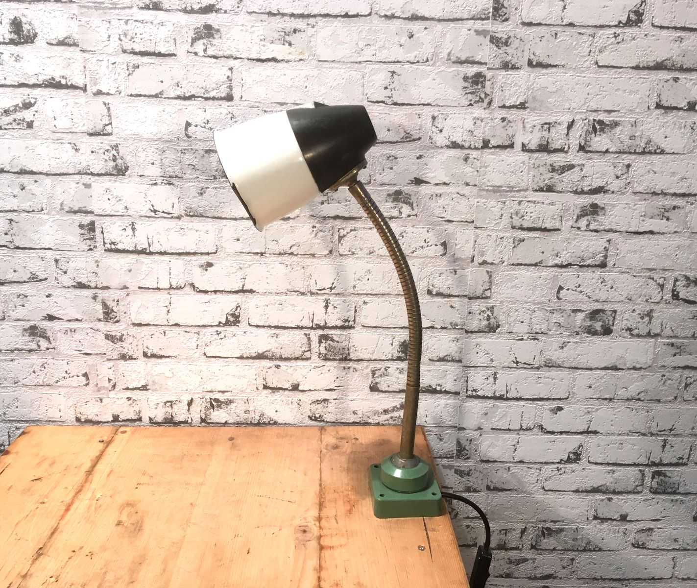 Industrial work table lamp 1960s for sale at pamono aloadofball Gallery