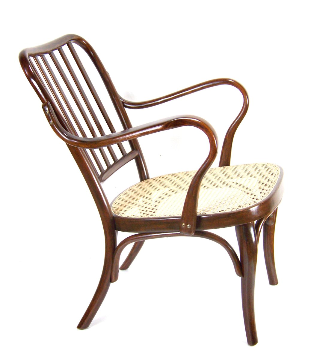 A752 Armchair By Josef Frank For Thonet 1933 For Sale At