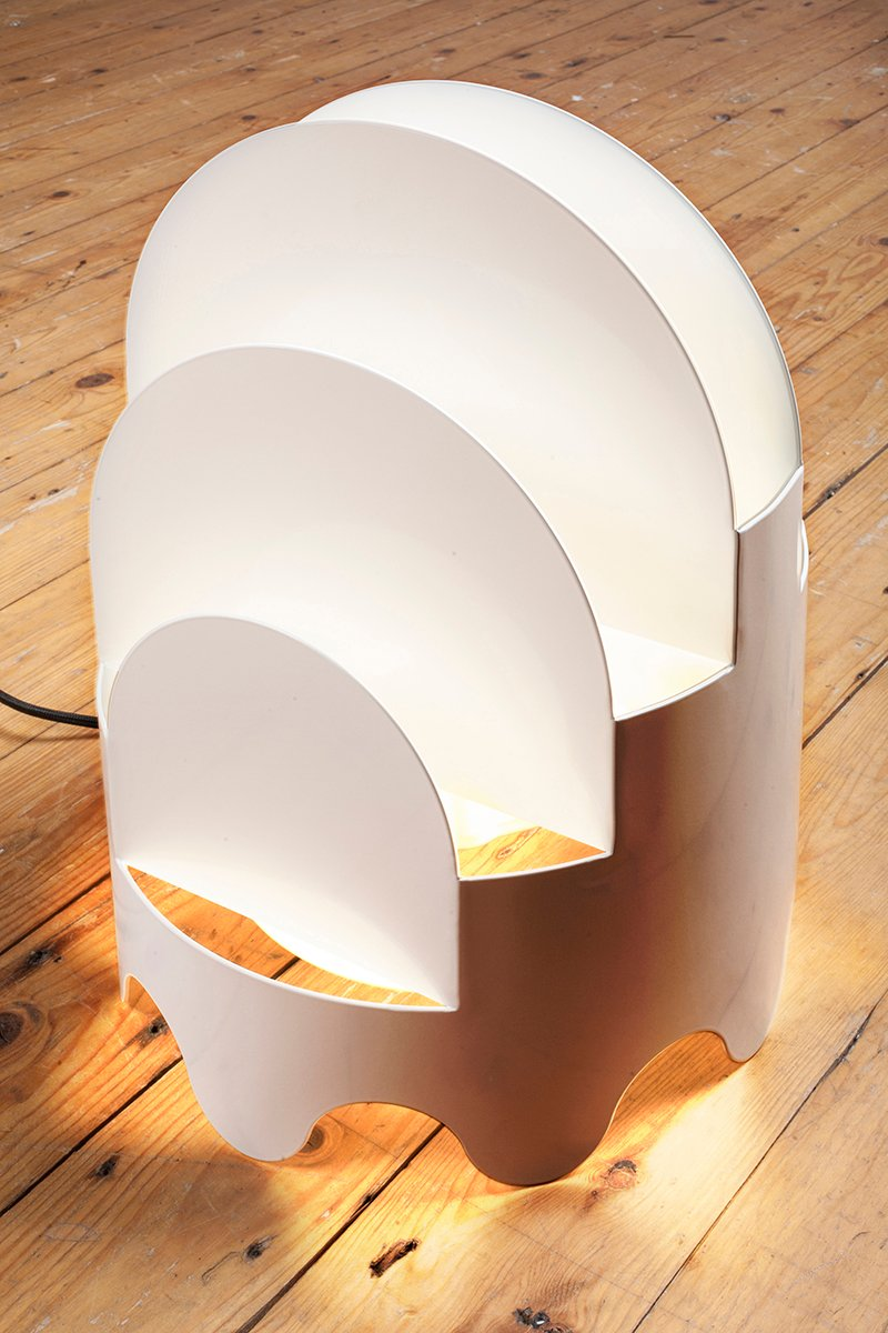Sun Rise Lamp By Michael Schoner For Udi Cha One