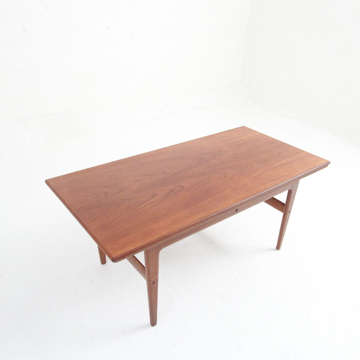 Vintage copenhagen tisch aus teak bei pamono kaufen for Vintage tisch