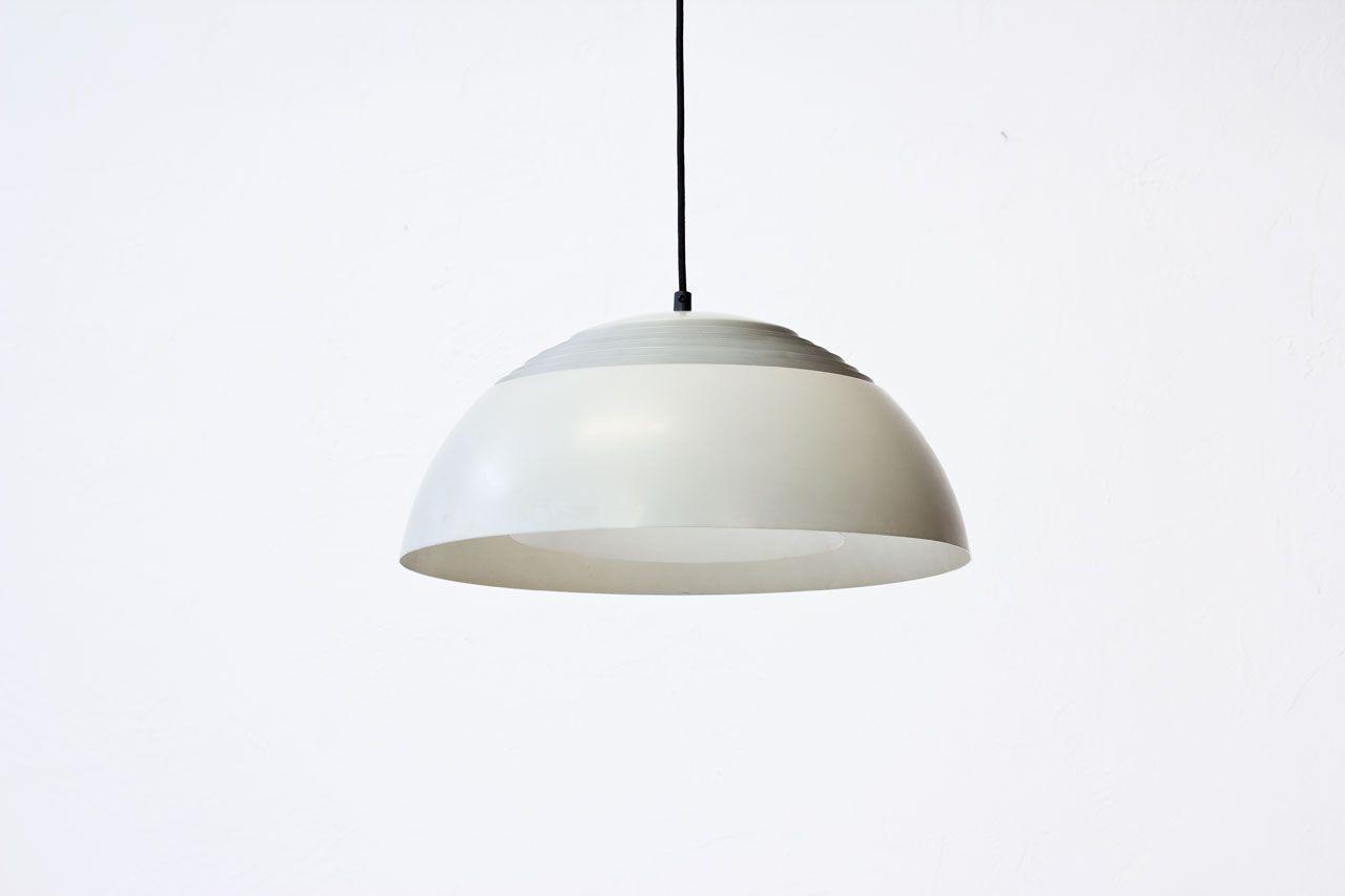 Lampe à Suspension AJ Royal Gris Clair par Arne Jacobsen pour ...