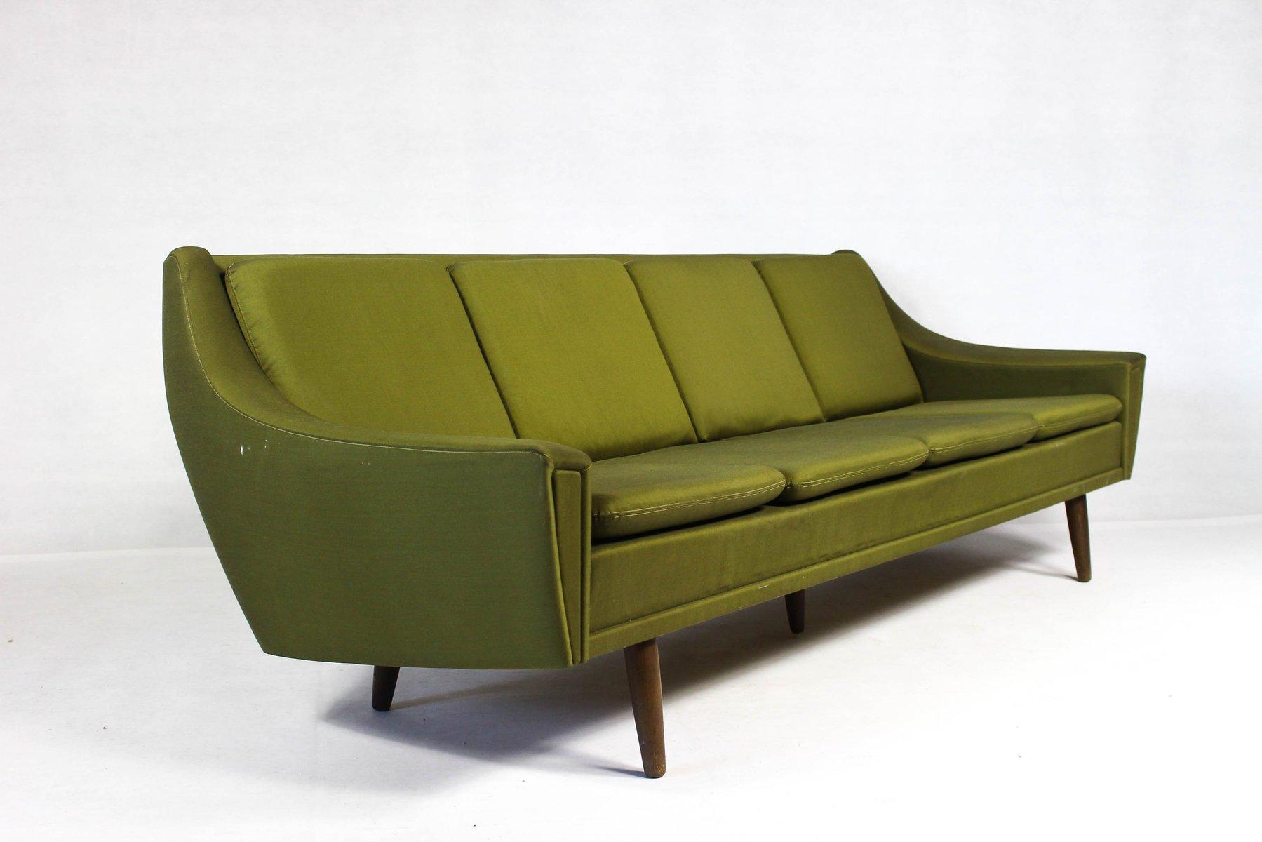 Mid Century Danish Modern Sofa Bei Pamono Kaufen