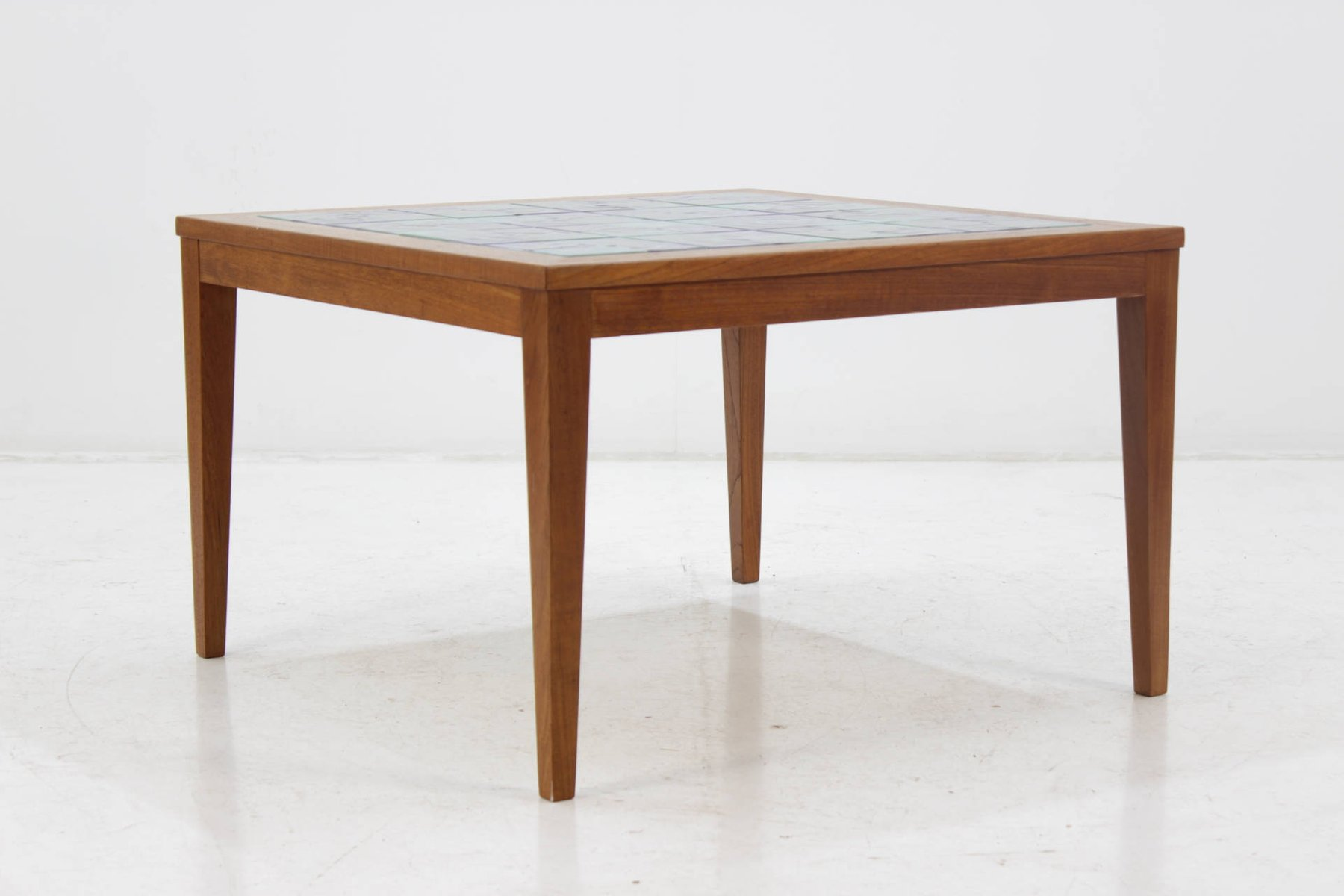 Mid Century Teak Coffee Table 1960s for sale at Pamono