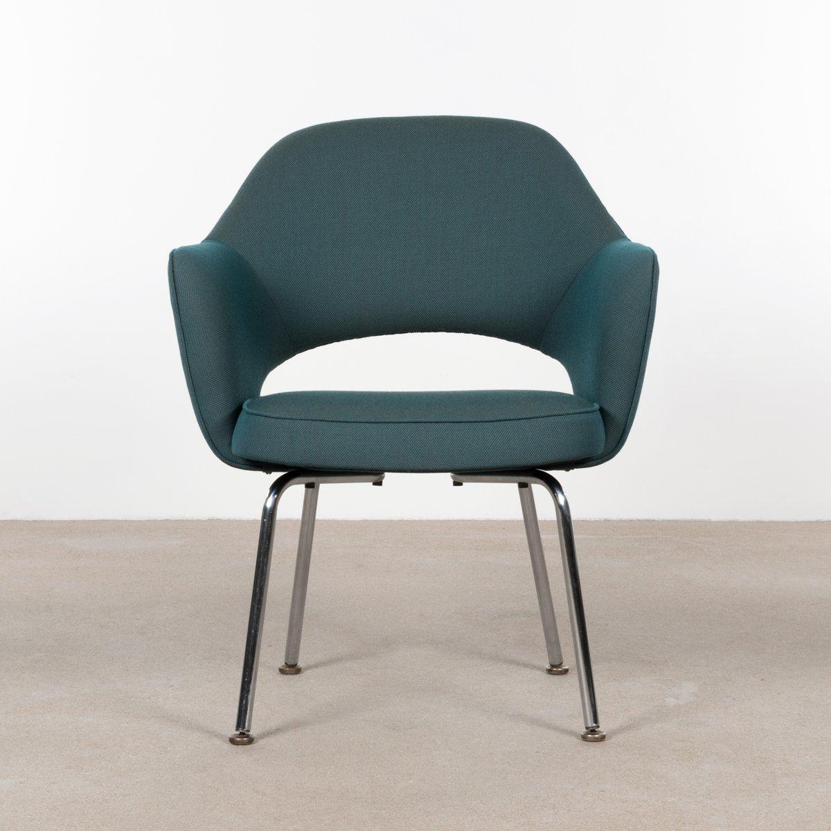 Executive Armchair By Eero Saarinen For Knoll U0026 De Coene, 1960s