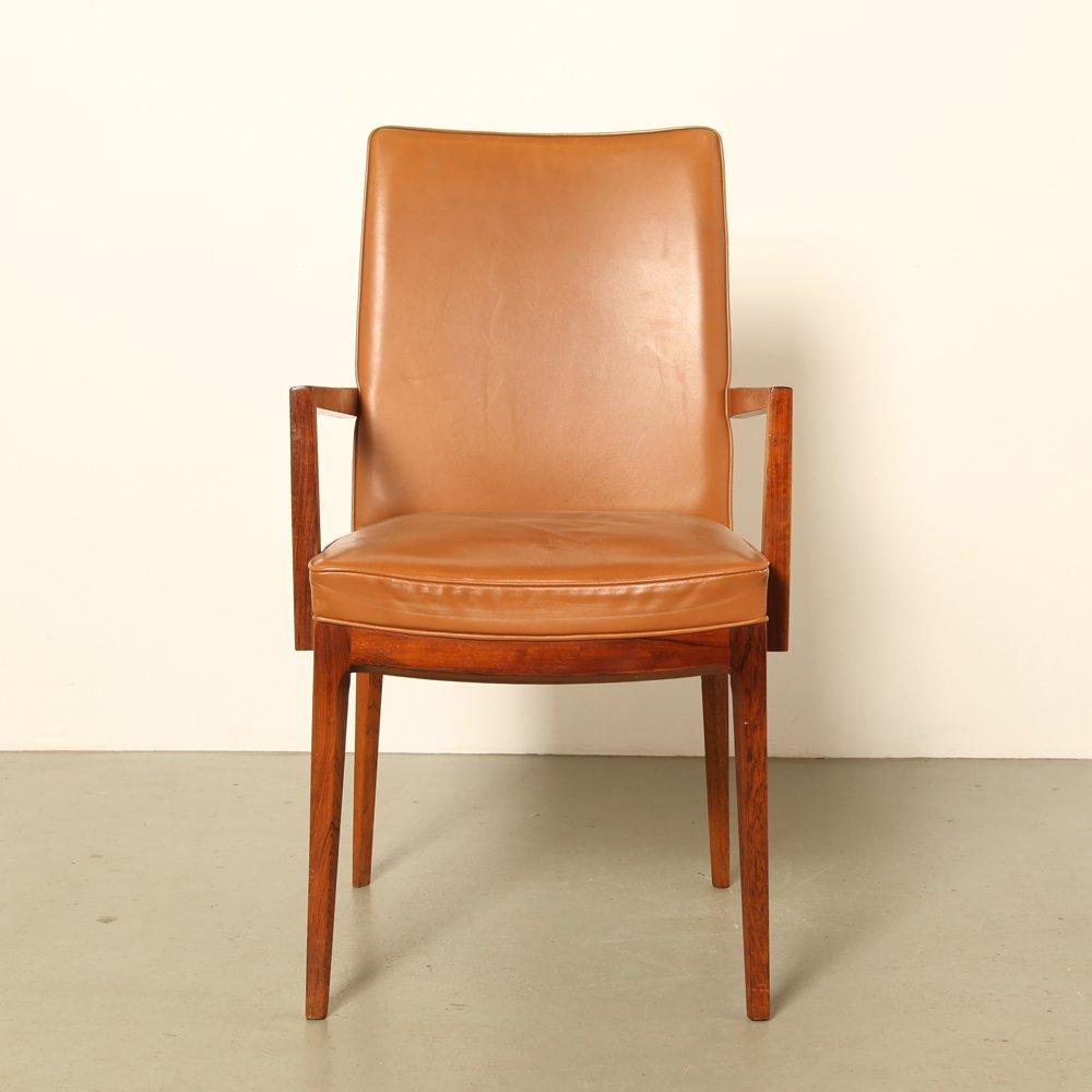 modell classic st hle aus leder rio palisander von. Black Bedroom Furniture Sets. Home Design Ideas