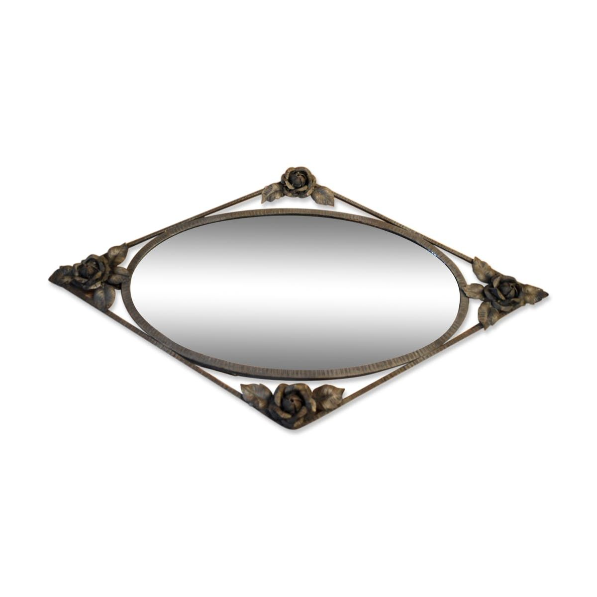Vintage art deco spiegel bei pamono kaufen for Classic art deco