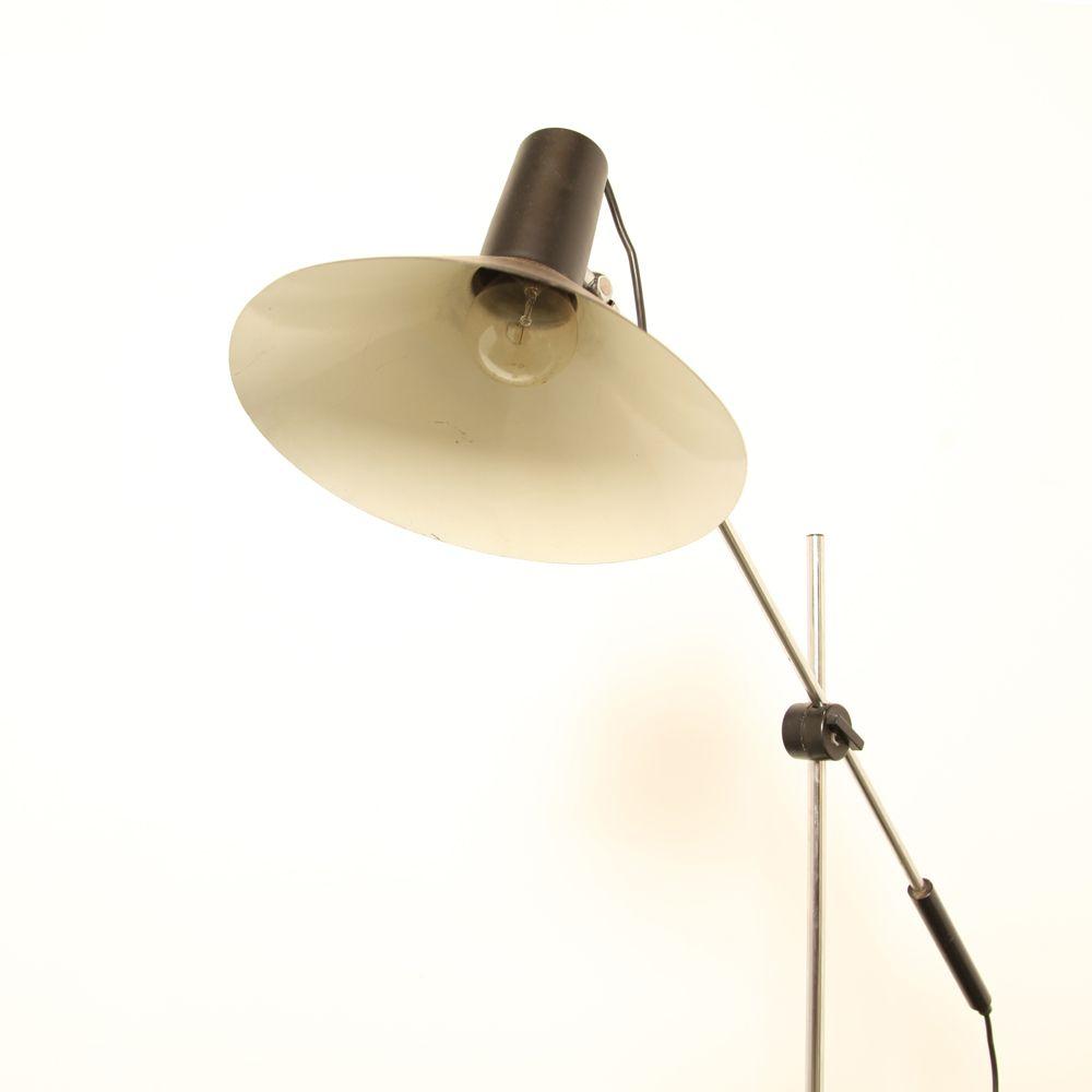 Counterbalance floor lamp by j j m hoogervorst for anvia 1960s price per piece aloadofball Images