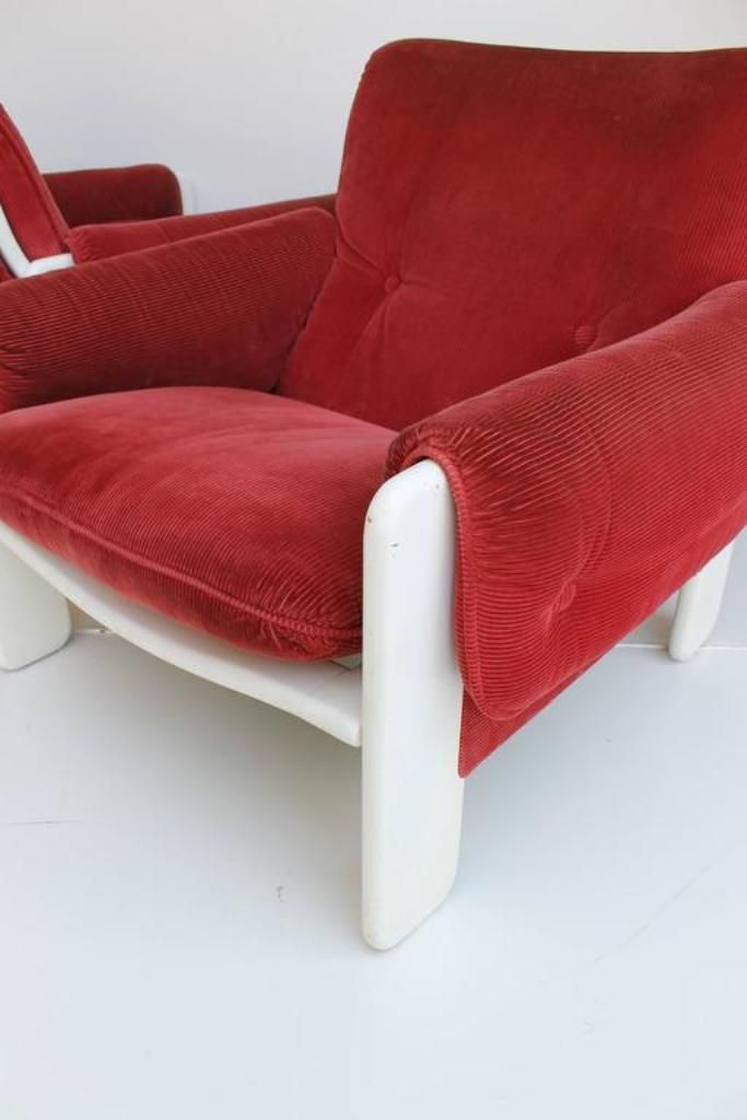 Vintage Sporting Lounge Chair by Ammanati and Vitelli for Rossi di ...