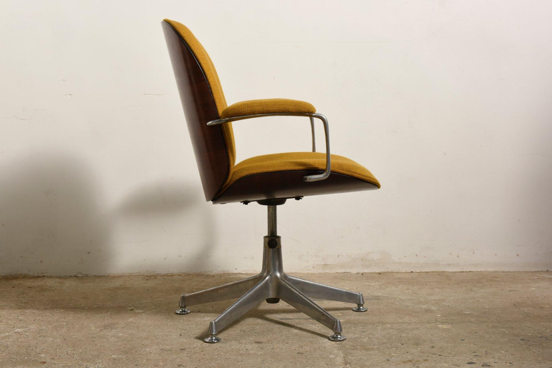 Sedie Ufficio Como : Sedia da ufficio girevole terni con braccioli di ico luisa