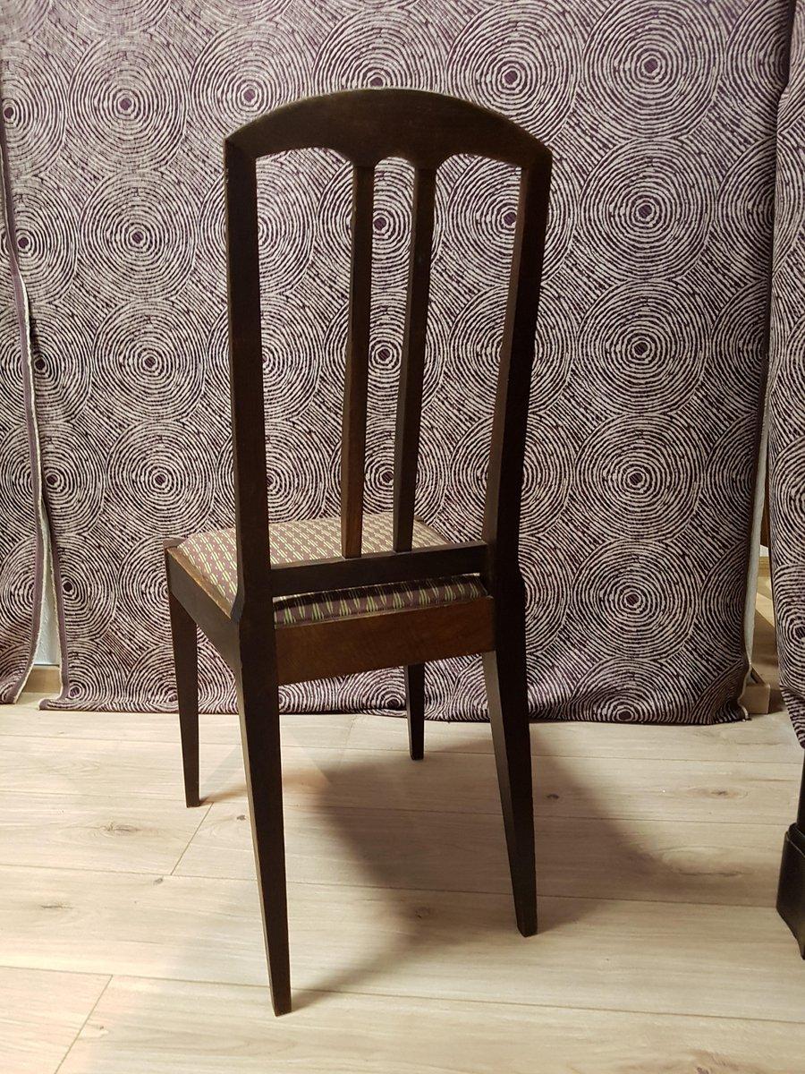 Antike Stühle Restaurieren München antike eichenholz stühle bruno paul für münchner werkstätten