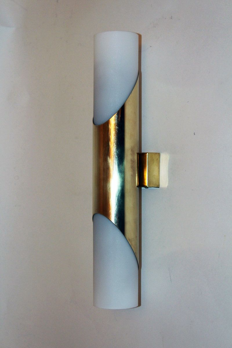 Wall Lamp From Nikoll, 1970s