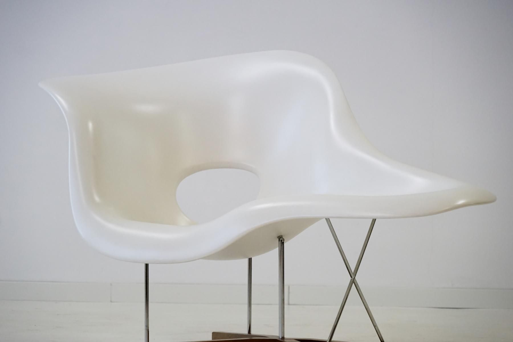 Vintage la chaise by eames for vitra for sale at pamono for Chaise eames style