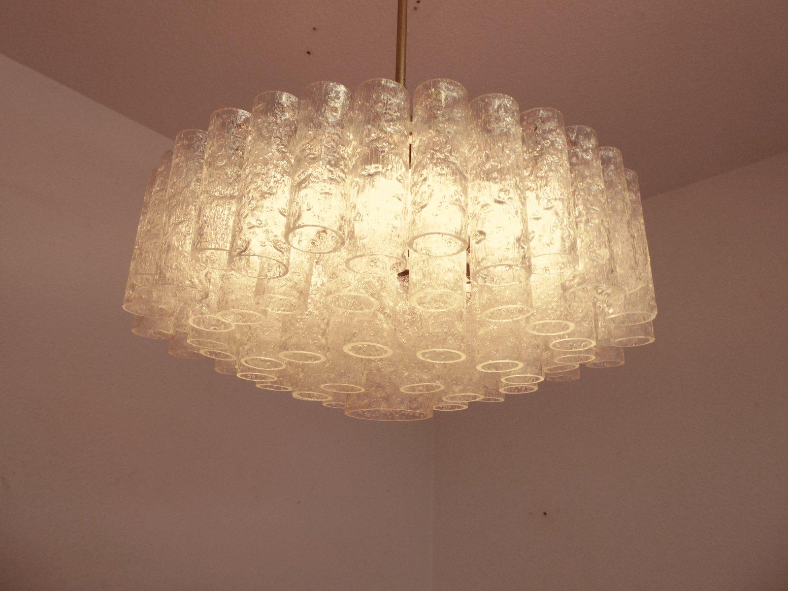 deutscher vintage kronleuchter von doria leuchten 1970er bei pamono kaufen. Black Bedroom Furniture Sets. Home Design Ideas