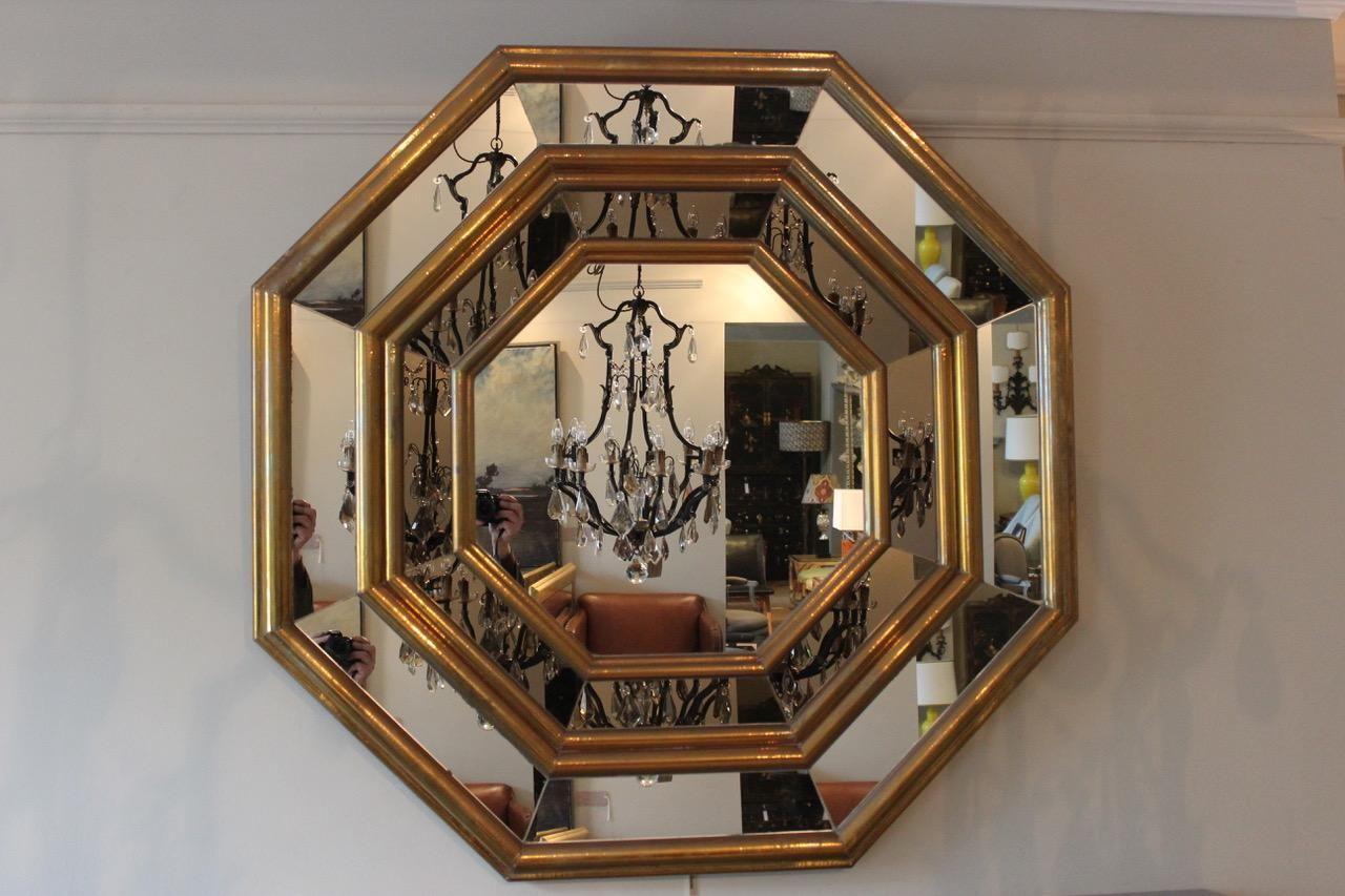 Espejo De Lat N De Dubarry A Os 70 En Venta En Pamono # Muebles Dubarry