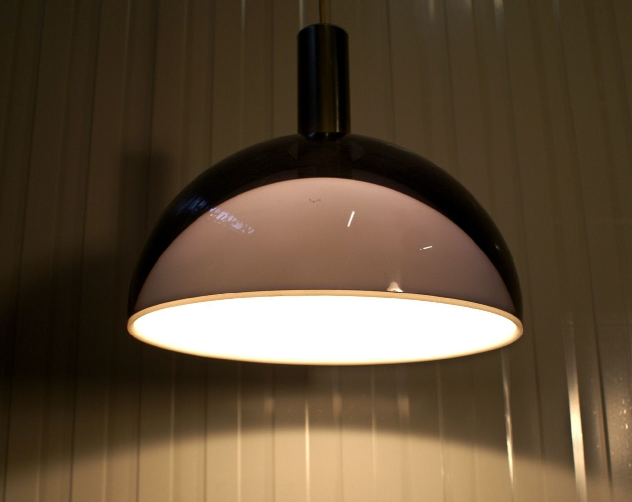 Vintage Dutch Pendant Lamp From Dijkstra Lampen