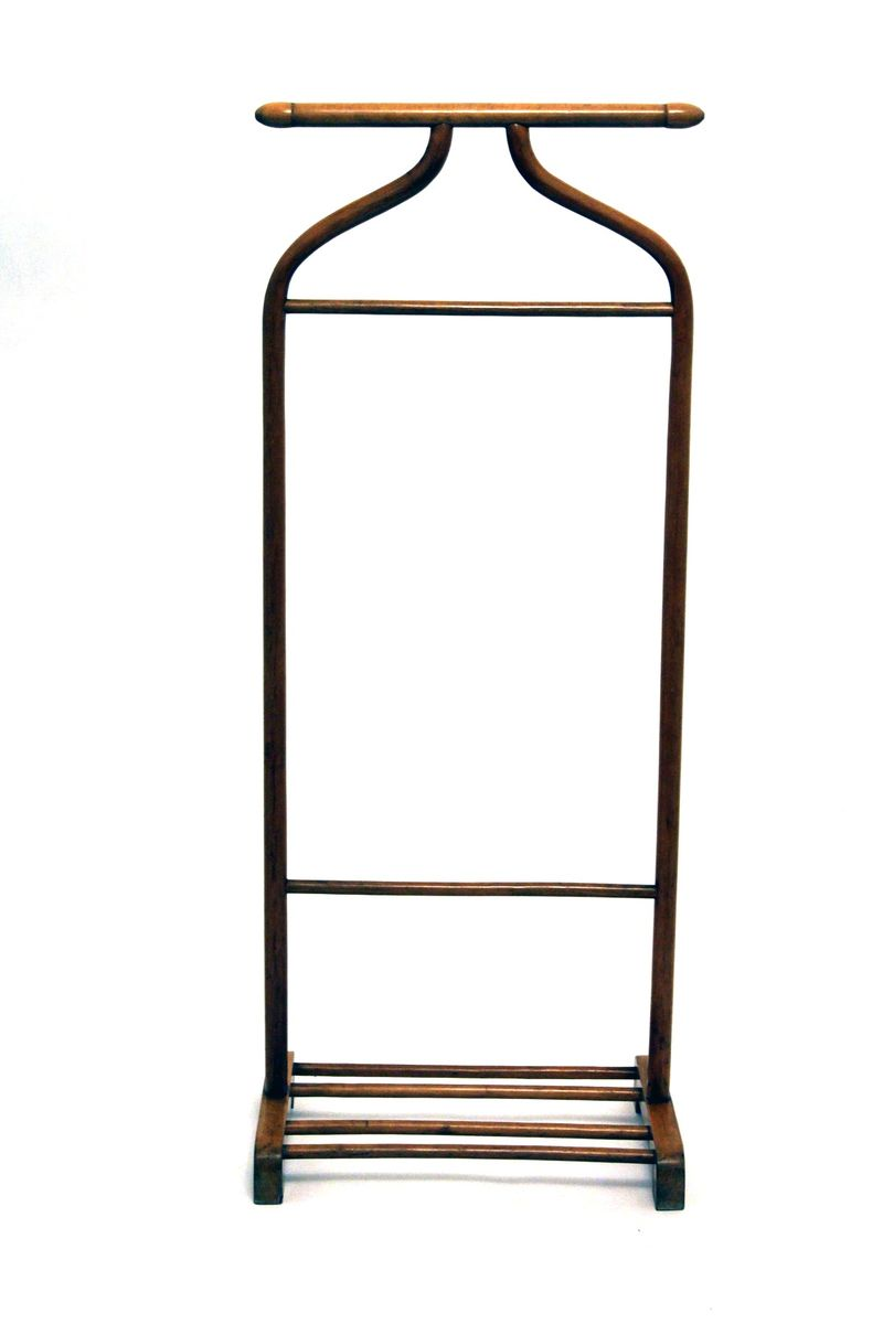 vintage garderobe von michael thonet f r thonet 1900er bei pamono kaufen. Black Bedroom Furniture Sets. Home Design Ideas