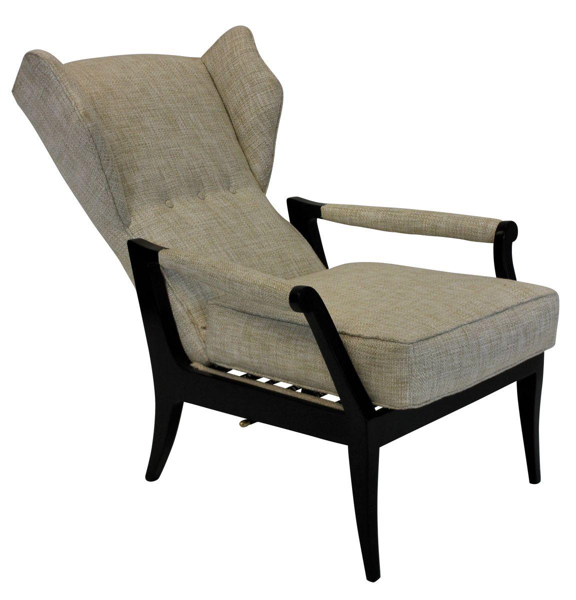 italienische mid century lehnst hle 2er set bei pamono kaufen. Black Bedroom Furniture Sets. Home Design Ideas
