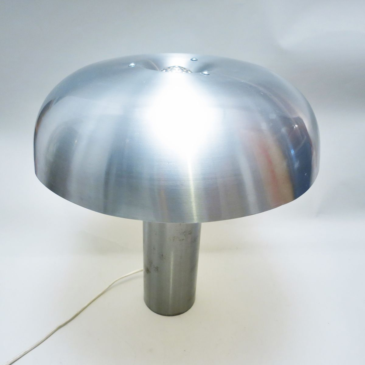 gro e mushroom lampe 1970er bei pamono kaufen. Black Bedroom Furniture Sets. Home Design Ideas