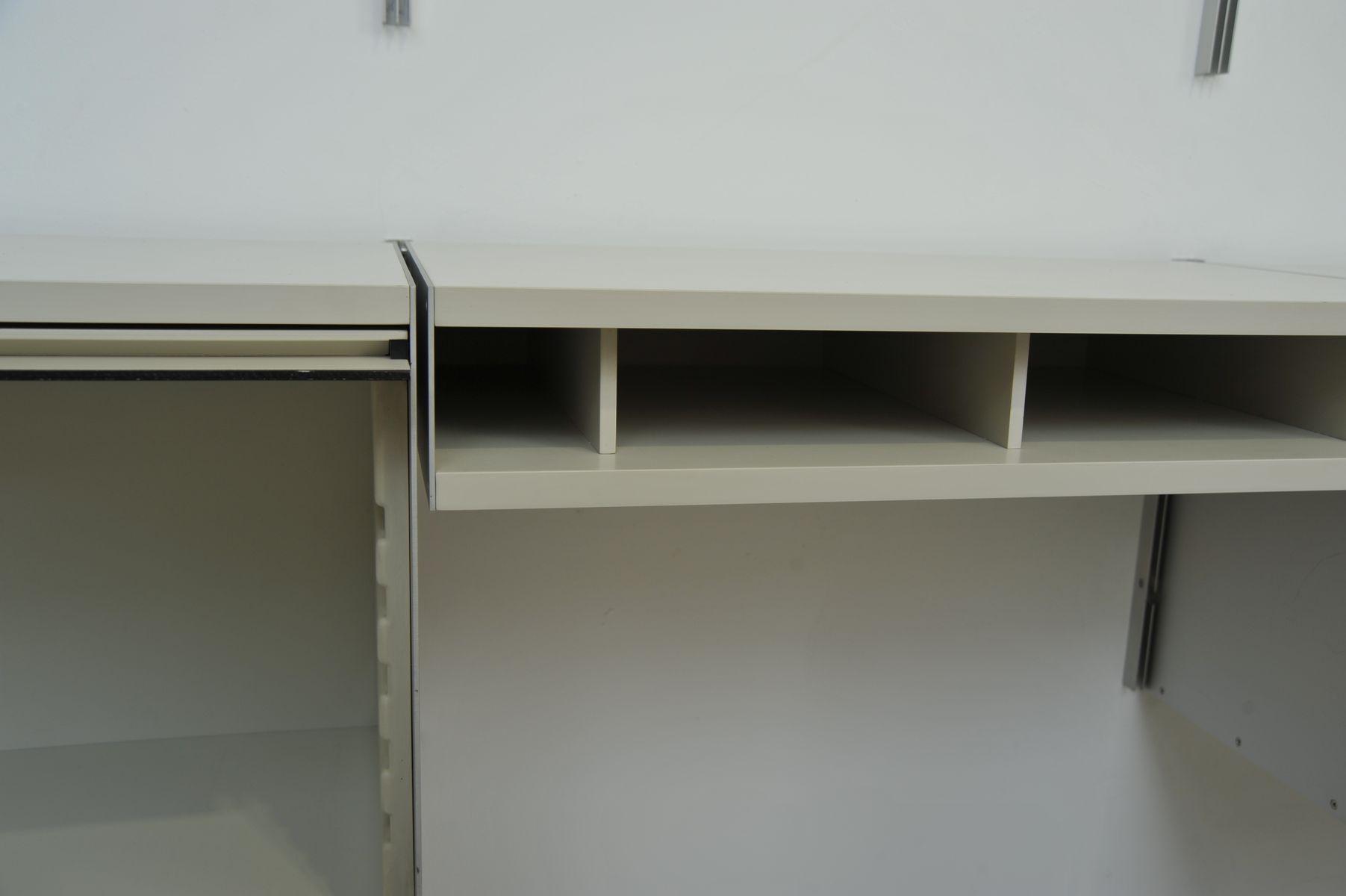 vintage 606 regal von dieter rams f r vitsoe bei pamono kaufen. Black Bedroom Furniture Sets. Home Design Ideas