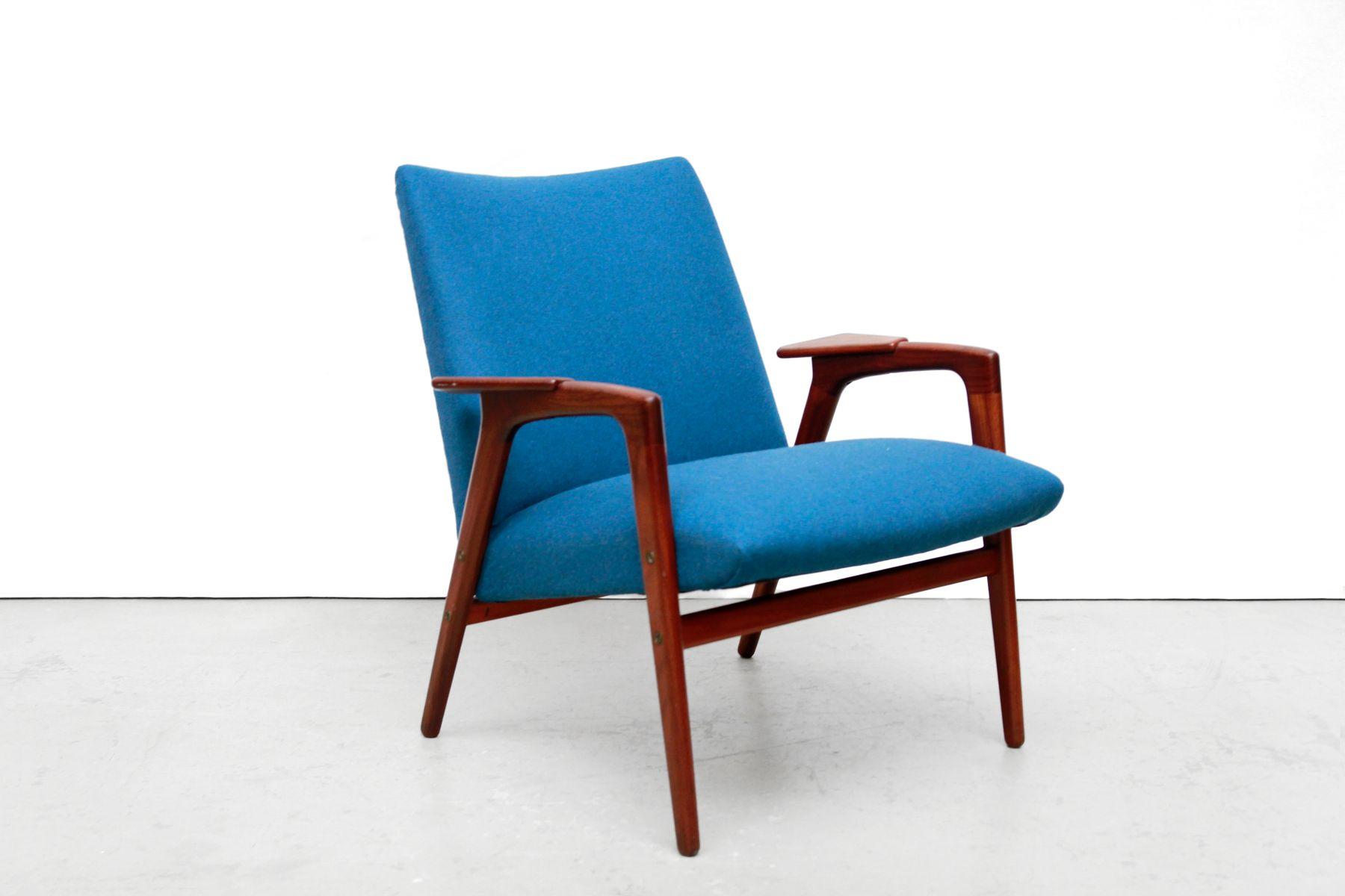 Vintage Ruster Sessel von Yngve Ekström für Pastoe, 1960er, 2er Set ...