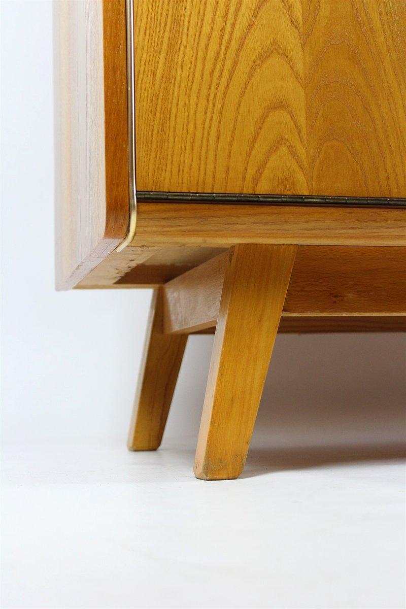 vintage barschrank von bohumil landsman f r jitona 1960er bei pamono kaufen. Black Bedroom Furniture Sets. Home Design Ideas