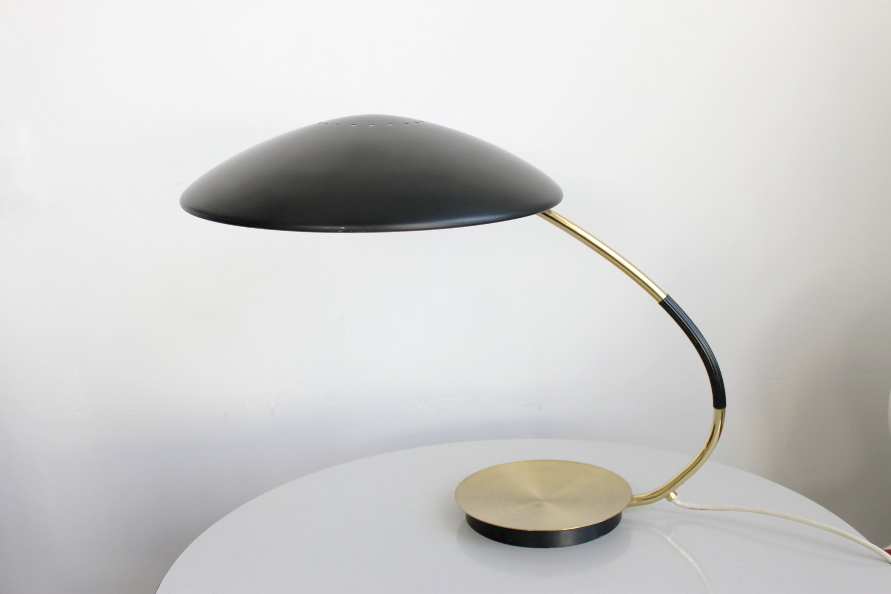 6787 table lamp by christian dell for kaiser leuchten. Black Bedroom Furniture Sets. Home Design Ideas