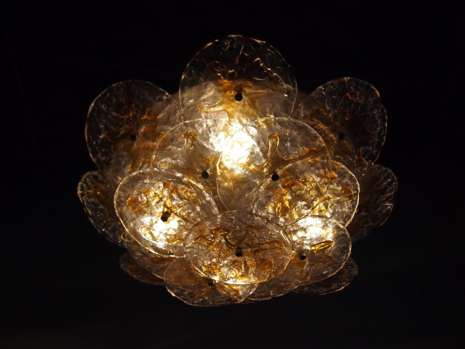 Vintage murano glass chandelier by carlo nason for mazzega for sale vintage murano glass chandelier by carlo nason for mazzega 7 83600 aloadofball Gallery
