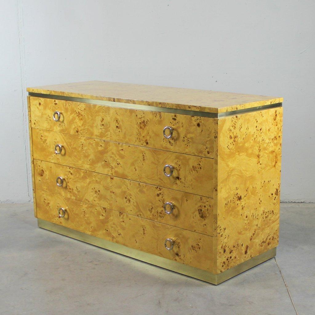 italienische kommode 1970er bei pamono kaufen. Black Bedroom Furniture Sets. Home Design Ideas