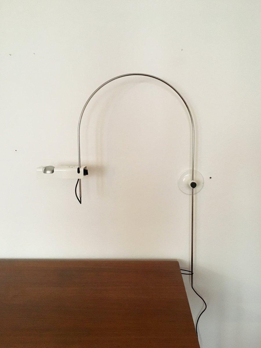 Lampada ad arco spider di joe colombo per oluce anni 39 60 for Lampada spider joe colombo